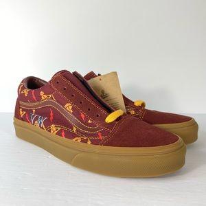 Vans Old Skool Vivienne Westwood Thunderbolt Shoes